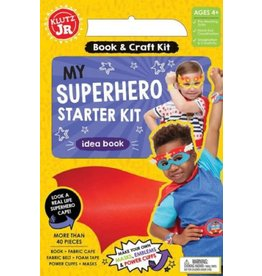 Klutz Klutz Jr: My Superhero Starter Kit
