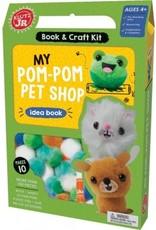 Klutz Klutz Jr: Pom Pom Pet Shop