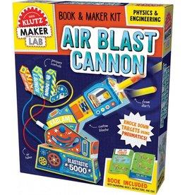 Klutz Klutz Maker Lab: Air Blast Cannon