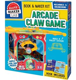 Klutz Klutz Maker Lab: Arcade Claw Game