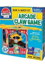 Klutz Klutz Maker Lab: Arcade Claw Game