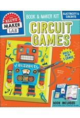 Klutz Klutz Maker Lab: Circuit Games