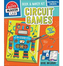 Klutz Klutz Maker Lab: Circuit Games