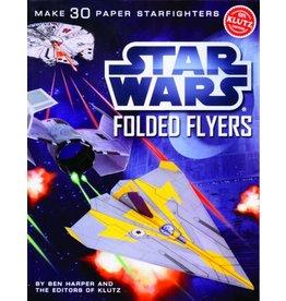 Klutz Klutz: Star Wars Folded Flyers