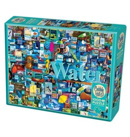 Cobble Hill 1000 pc Water Puzzle