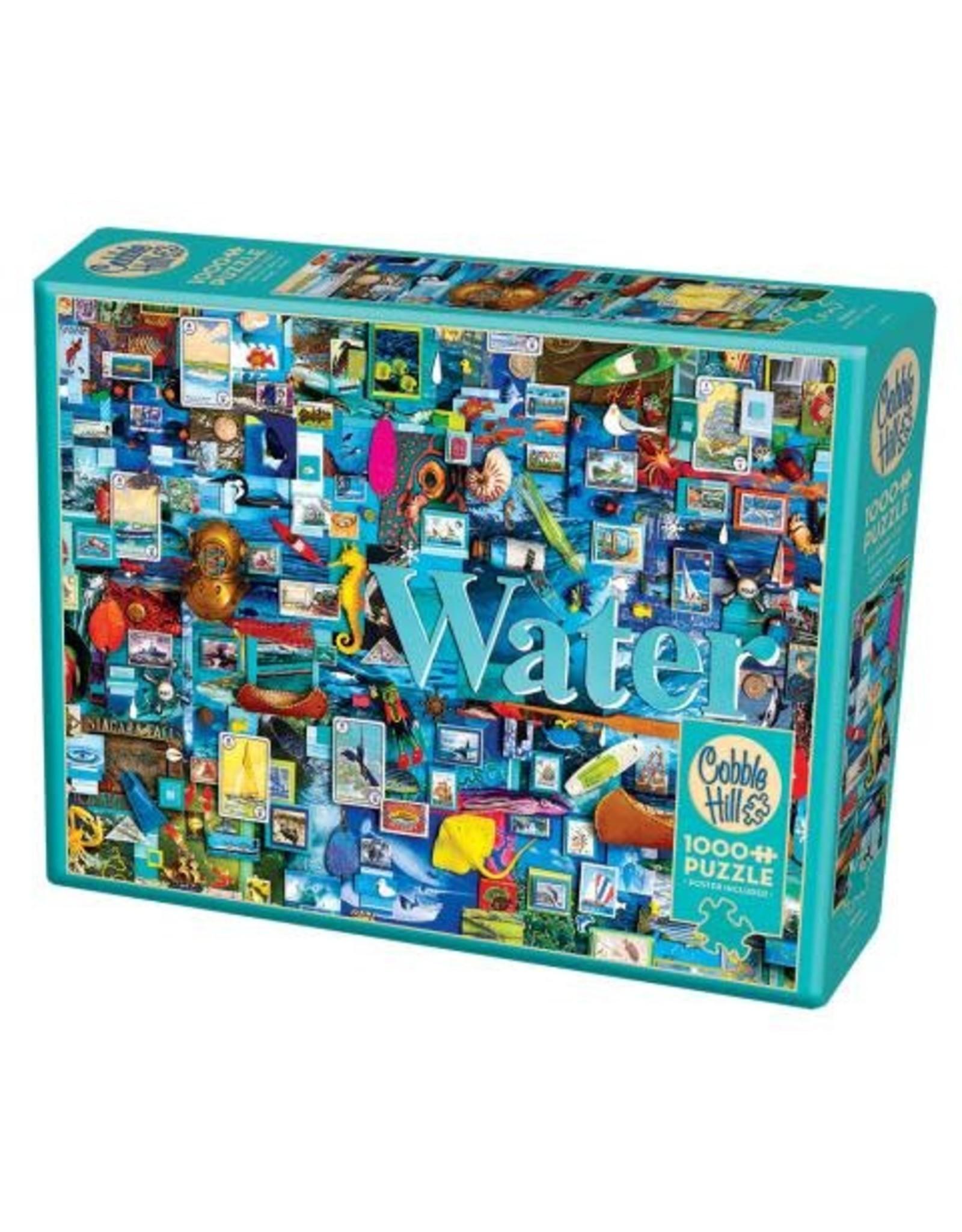 Cobble Hill 1000 pcs. Water Puzzle