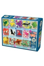 Cobble Hill 500 pcs. Origami Animals Puzzle