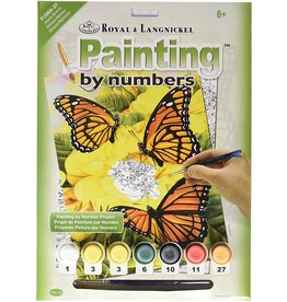 Royal and Langnickel Paint By Numbers, Majestic Monarchs