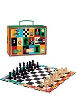 Djeco Chess & Checkers