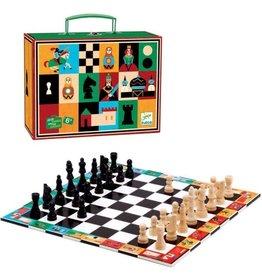 Djeco Chess & Checkers