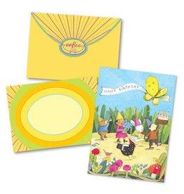Eeboo Eeboo Birthday Cards Assorted