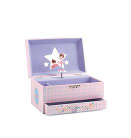 Djeco Music Box/Jewelry Box, Ballerina's Melody