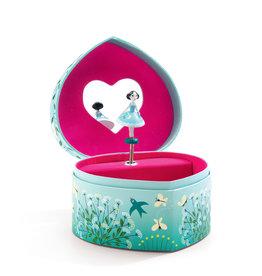 Djeco Music Box/Jewelry Box, Budding Dancer