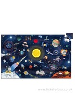 Djeco 200 pcs. Observation Puzzle, Space