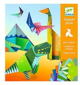 Djeco Origami, Dinosaurs