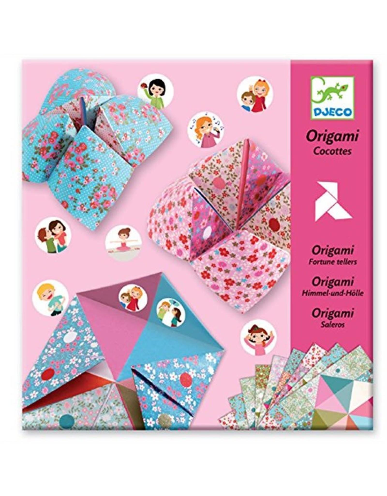 Djeco Origami, Fortune Tellers
