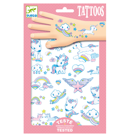 Djeco Tattoos, Unicorns