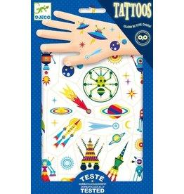 Djeco Tattoos, Space Oddity