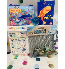 Angellina's Ocean Adventure Creativity Crate