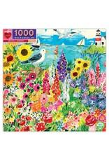 Eeboo 1000 pcs. Seagull Garden Puzzle
