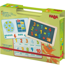 Haba Magnetic Game Box 1, 2 Numbers and You