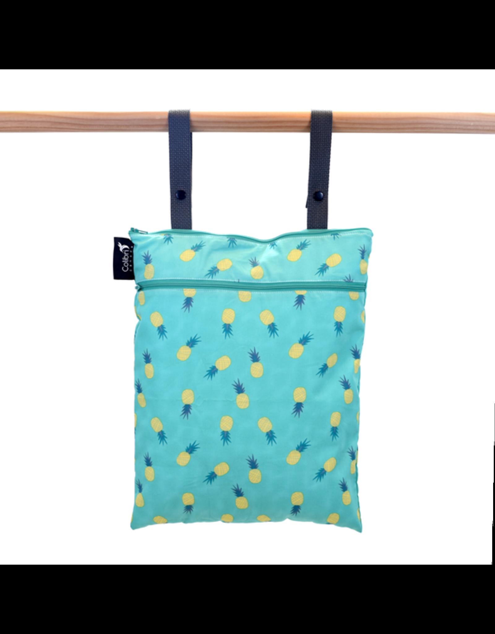 Colibri Double Duty Wet Bag, Pineapple