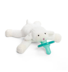 WubbaNub WubbaNub Infant Pacifier, Little Lamb