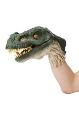 HearthSong Reptile Hand Puppets, T-Rex