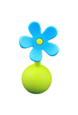 Haakaa Haakaa Breast Pump Flower Stopper, Blue
