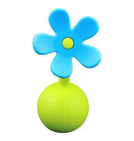 Haakaa Haakaa Breast Pump Flower Stopper, Blue