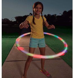 HearthSong LED Hula Hoop Fun Assorted