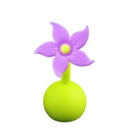 Haakaa Haakaa Breast Pump Flower Stopper, Purple