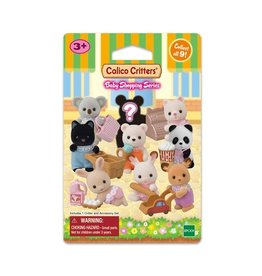 Calico Critters Calico Critters Baby Collectibles, Baby Shopping Series
