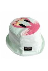 Coq en Pate Sun Hat Flamingo, Small