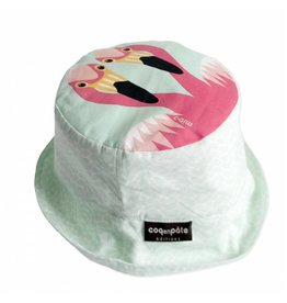 Coq en Pate Sun Hat Flamingo, Small