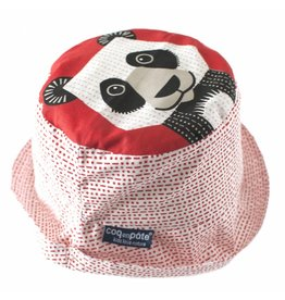 Coq en Pate Sun Hat Panda, Medium