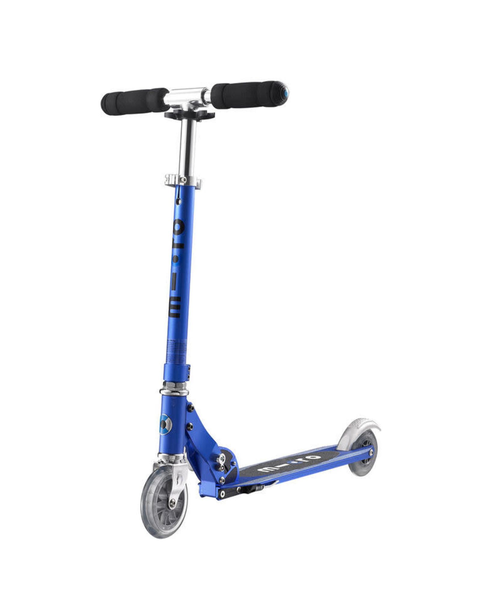 Kickboard Micro Sprite Scooter, Sapphire Blue