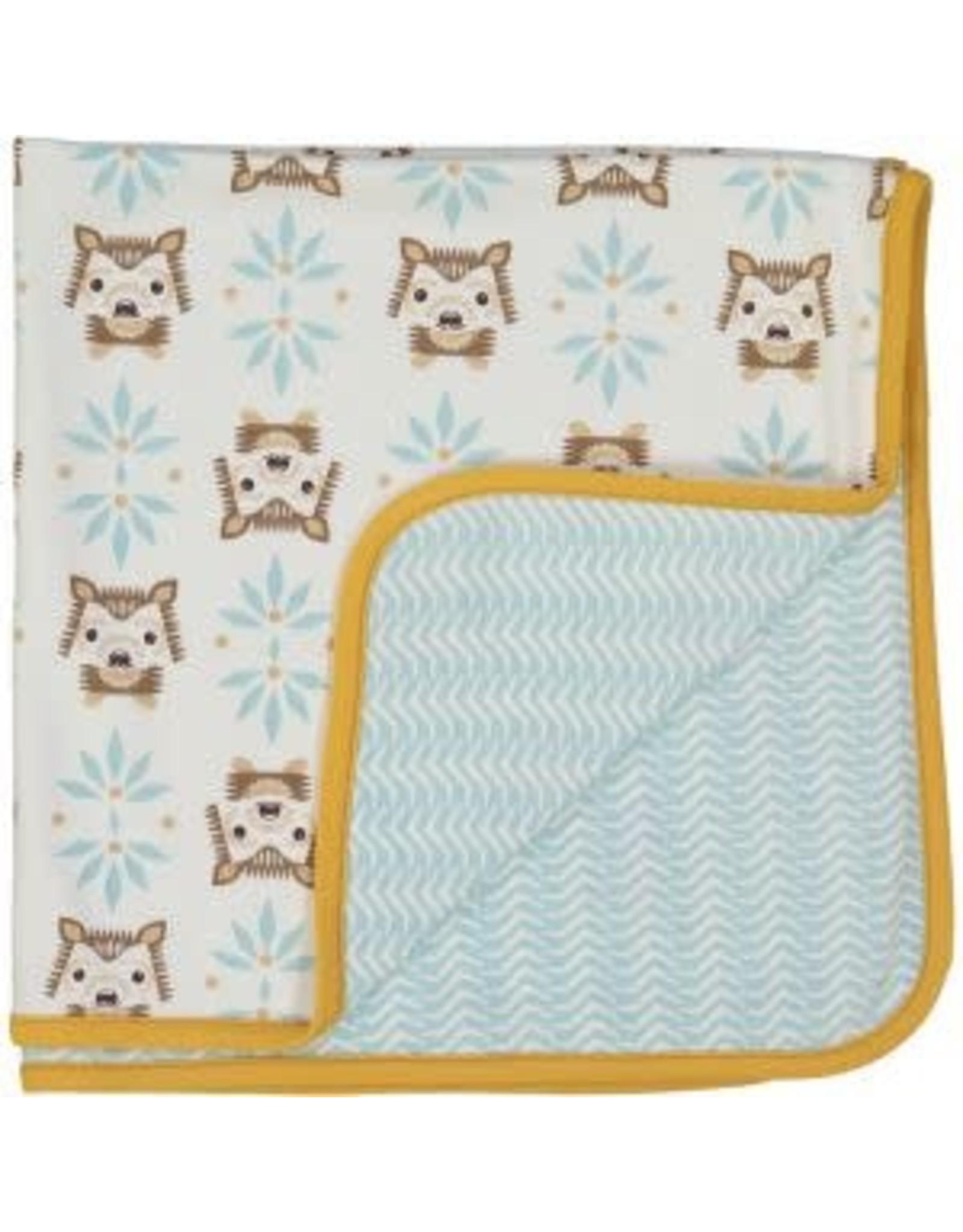 Coq en Pate Blanket Hedgehog