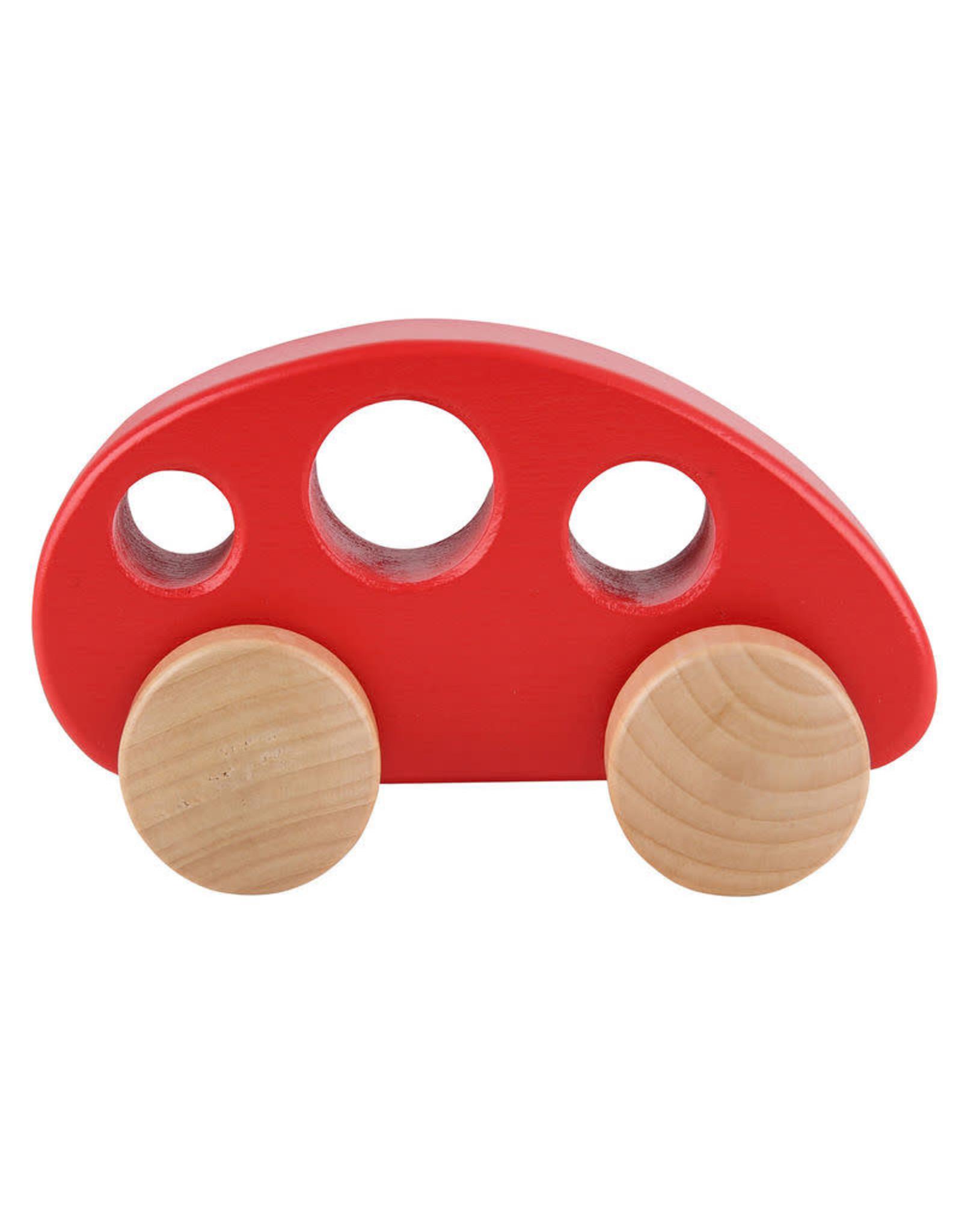 Hape Mini Van, Red