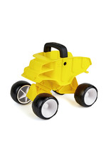 Hape Dump Truck, Yellow