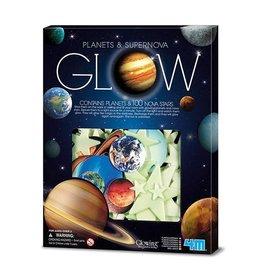 4M Glowing Planets & Supernova 100pcs