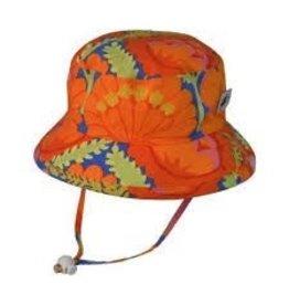 Puffin Gear Sunbaby Hat, Boho, 3-6 months