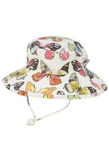 Puffin Gear Sunbaby Hat, Butterfly, 6-12 months