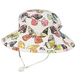 Puffin Gear Sunbaby Hat, Butterfly, 6-12 months