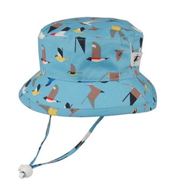 Puffin Gear Camp Hat, Seabirds, 3-6 months