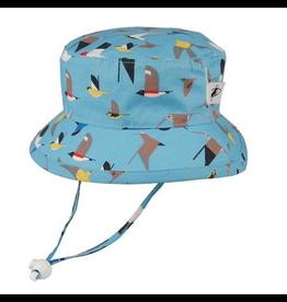 Puffin Gear Camp Hat, Seabirds, 3-6 months