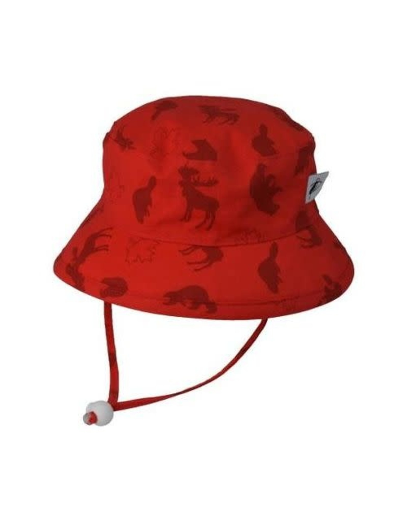 Puffin Gear Camp Hat, National Park, 6-12 months
