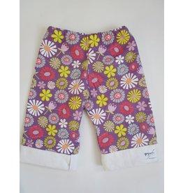 Georgi Pearson Quilty Pants, Purple Multi Floral