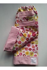 Georgi Pearson Quilty Pants Pink and Green Floral