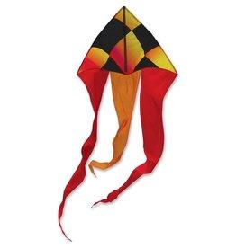 """Premier Kites 56"""" Flo-Tail Kite, Liquid Check"""